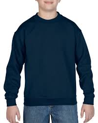 18000b Gildan Heavy Blend 8 0 Oz Yd Youth Crewneck