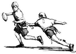 Image result for flag football clip art