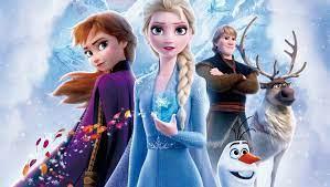 1360x768 Frozen 2 Poster 4k Laptop HD ...