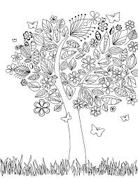 Nature Coloring Pages To Print Running Downcom