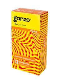 <b>Презервативы GANZO</b> JUICE, No12 (Ароматизированные, 12шт ...
