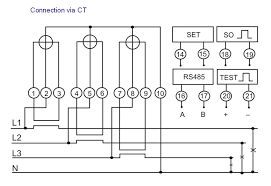 ct connection three phase rs485 prepayment energy meter view ct connection three phase rs485 prepayment energy meter
