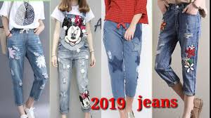 New Jeans Design For Girl 2019 Latest Stylish Jeans Design 2019 New Jeans Design For Girls