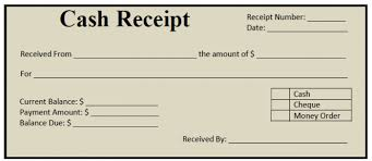 Word Receipts Money Format Omfar Mcpgroup Co