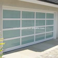 commercial glass garage doors. Door Garage Frosted Glass Vinyl Doors Commercial Single M