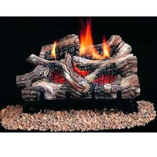 comfort flame river canyon oak vent free ceramic fiber logs best rated gas fireplace vs direct vent free