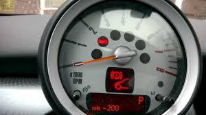 Resetting Brake Pad Service Indicator R56 Mini Cooper S