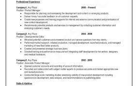 Curriculum Vitae Samples Pdf Template Resume Builder Resume