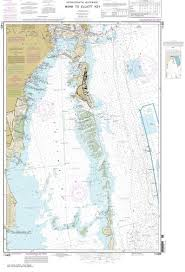 Intracoastal Waterway Miami To Elliot Key Chart 11465
