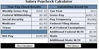paycheck taxes calculator 2015 how to check when no federal taxes are withheld in quickbooks