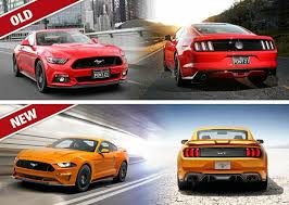2018 ford mustang ecoboost. brilliant 2018 ford has revealed the 2018 mustang and mustang ecoboost