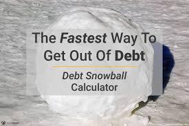 Debt Snowball Calculator How Long Until Youre Debt Free