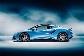 All-new Lotus Emira kickstarts firm's ...