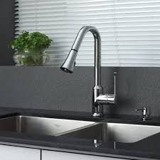 Stainless Steel Kitchen Faucets Stainless Steel Kitchen Faucet Cleanduscom