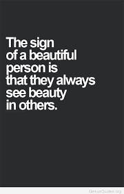 Beauty Is In The Eye Of The Beholder Quote Best Of Beauty Is In The Eye Of The Beholder