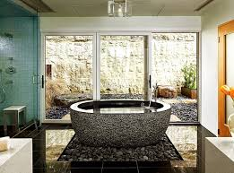 view in gallery another great bathtub for those who love natural rock