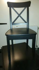 4 X Stuhl Ikea Schwarzbraun Für Esstisch In 85737 Ismaning Für 120