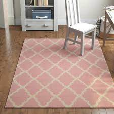 teen hand woven wool baby pink area rug reviews rugs canada