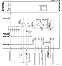tachometer voltage subaru forester owners forum here is the wiring diagram for an 07 forester technically but everything matched to my 08 i have tested the shift light in an 02 bug eye 05 2 5 gt and a