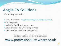 local CV services