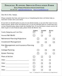 Evaluation Chart Sample Sample Seminar Evaluation Form 10 Examples In Word Pdf