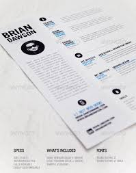 27 Stylish Resume Templates Vandelay Design