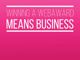 Judge's Nomination Form Web Marketing Association's WebAwards