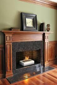 decoration decorate unused fireplace ideas open design