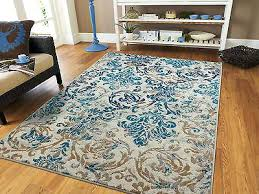 blue gray area rug modern rugs blue gray area rug living room carpet chrysanthemum rugs andover