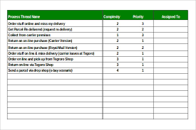 10 Order Tracking Templates Free Sample Example Format Download