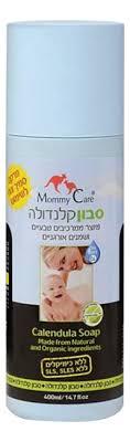 <b>Органическое мыло с экстрактом</b> календулы Baby Bath Time ...