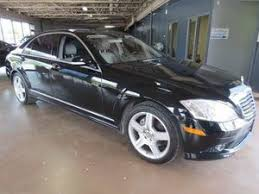 2007 mercedes benz s cl 5 50 base s550 4dr rear wheel drive sedan