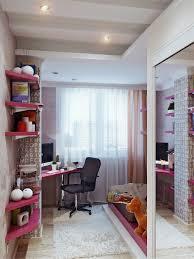 Teen Room Designs: 1a Pink Gray Kids Bedroom Scheme - Hangout Room