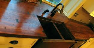 wood look countertops wood finished concrete by lifestyles concrete exchange heirloom wood countertops cost
