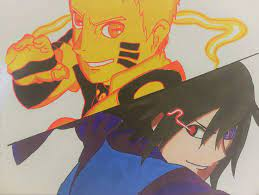 After his hometown is destroyed and his mother is killed one of the most fascinating stories we have ever seen in anime history, the hero of this series is given a diary that can predict the future and is thrown. I Tried To Draw The Best Moment Of The Greatest Duo In Anime Naruto