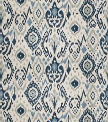 Small Picture Eaton Square Print Fabric 03366 Blue JOANN