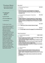 Cv Exemplars Cv Writing Services The Cv Centre