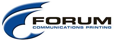 dakota digital logo. forum communications printing, print and mail, direct mail house, dakota digital logo