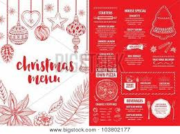 christmas dinner poster christmas party invitation restaurant food flyer poster id 103802177
