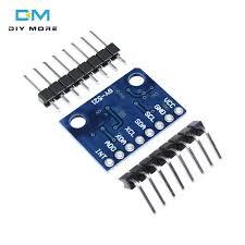 ⭐GY-521 Diymore Chính Hãng MPU-6050 Mô-đun Cảm Biến Mpu6050 Bảng Gia Tốc Kế Con  Quay Hồi Chuyển 3 Trục Tương Thích Với Arduino Iic I2c Interface 6050: Mua  bán trực tuyến Mạch