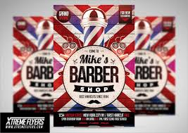barber flyer grand opening flyer template 28 download document in pdf psd