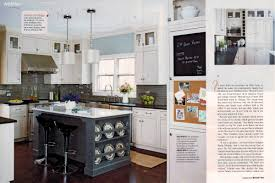 Kitchen Magazine Featured In Remodel Magazine A Better Homes And Gardens Special