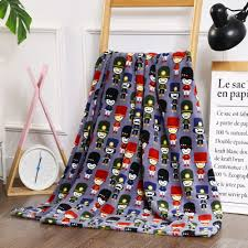 nuters printed fleece blankets