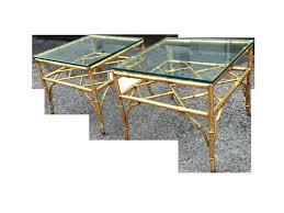 bunching coffee tables lovely hollywood regency faux bamboo coffee table