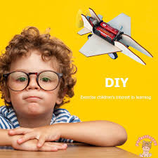 <b>DIY Electric Sliding Aircraft</b> Assembly Model Small Production ...