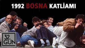 Sırplar Bosna'da Katliam Yapıyor | 1992
