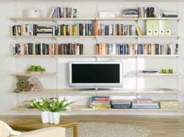 Small Picture Fair Living Room Wall Shelves Design Fresh In Stair Railings