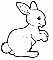 Small Picture Perfect Rabbit Coloring Page 73 For Free Coloring Book with Rabbit
