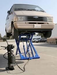 6000 lb capacity scissor lift raise cars or trucks 56\