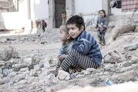 Resultado de imagem para fotos de crianças palestinas presas e feridas